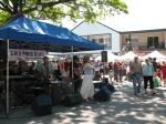 Ladner Market Street Scene