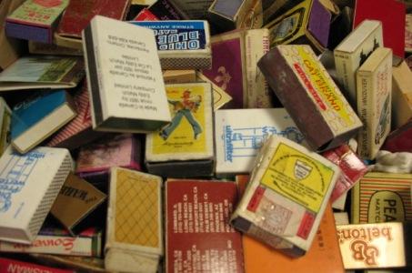 21c Flea Market Sept 09 Matches