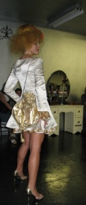 Bohemia and ODP Fall Fashion Show Gold