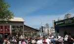 Granville Island Market - Jazz