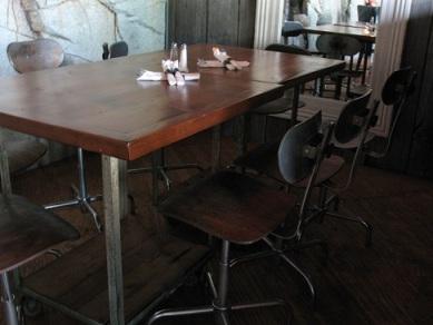 Hurricane Grill Restaurant Installation sm